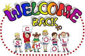 SERRA ENGLISH TOGETHER: WELCOME BACK TO THE NEW SCHOOL YEAR 2018-2019