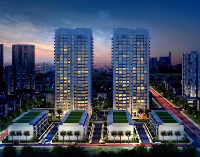 Dự án xung quanh lô nhà liền kề 63 Nguyễn Huy Tưởng