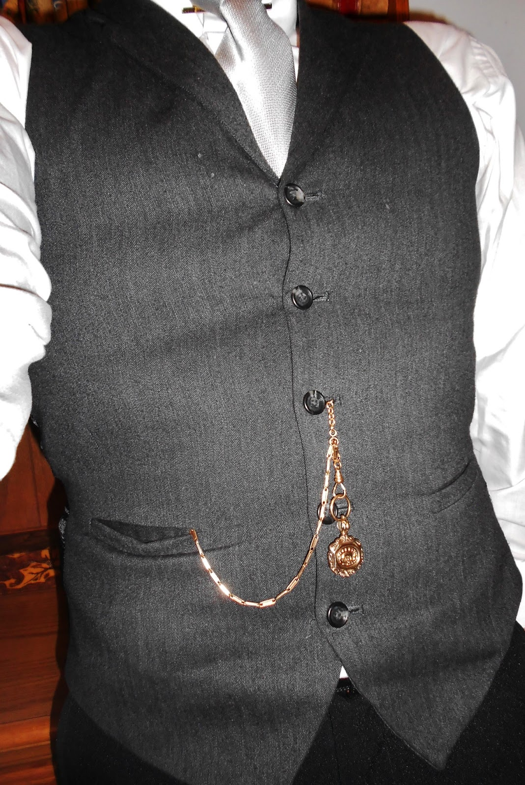 The Polished Monocle Pocket Watch Panache