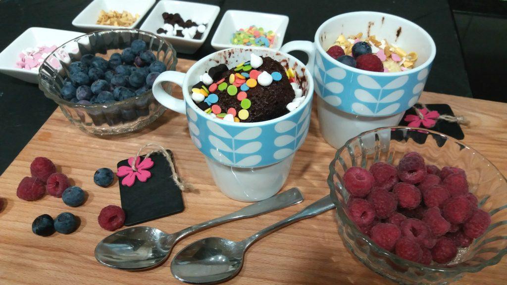 Mug Cake Facile Pepite De Chocolat