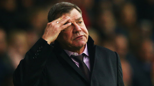 Sam Allardyce To Be Sacked In the Morning. Replaced by Eddie Howe