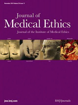 ethics in healthcare articles