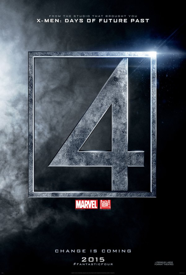 Poster: Fantastic Four 2