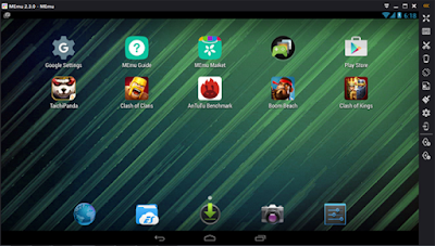 Download Memu Android Emulator v2.9.6.1 Terbaru 2017 Update for PC Gratis