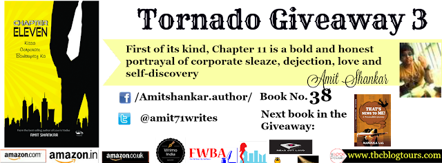 Chapter Eleven:Kissa Corporate Bankruptcy Ka  by Amit Shankar