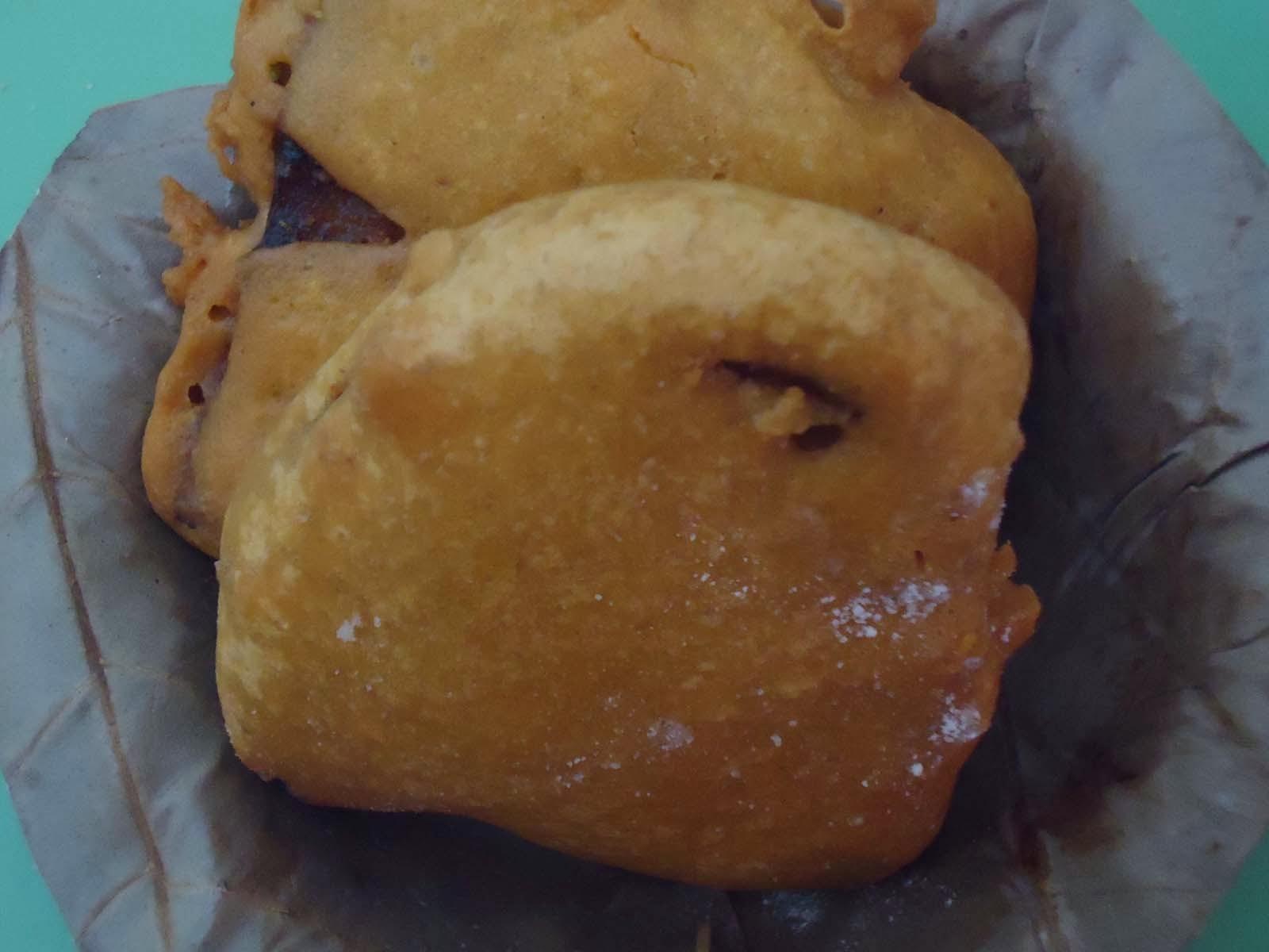 Beguni - Brinjal Fritters