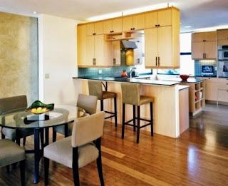 Modern Kitchen Interior Design Tips Retro Style