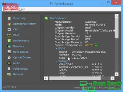 2 Cara Mudah Melihat Spesifikasi Komputer dan Laptop