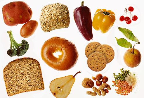 الأكل الصحي - نصائح بسيطة لتحسين الجهاز الهضمي