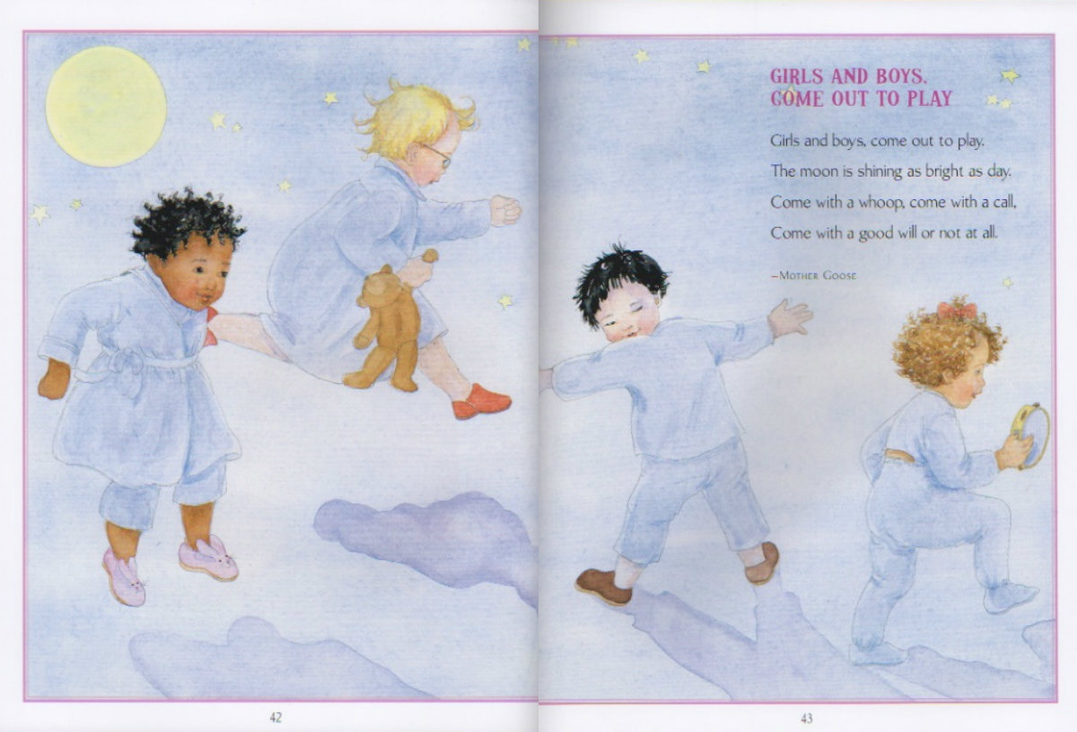 f7bc81641 Randomly Reading  Wee Rhymes  Baby s First Poetry Book by Jane Yolen ...