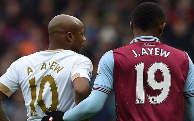 Sunderland swoop for Ayew brothers this summer?