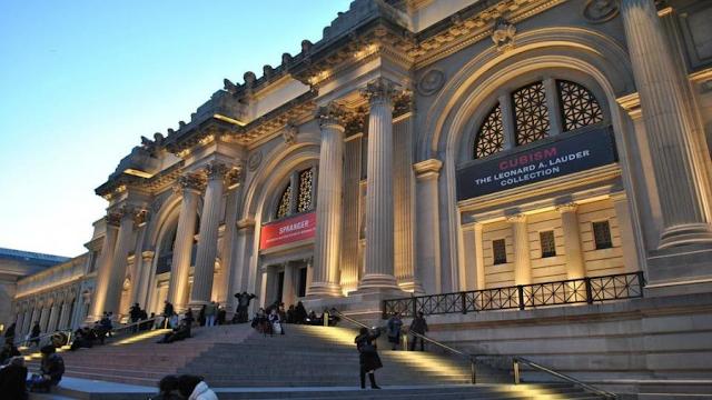Plus d'entrées « gratuites » pour le Metropolitan Museum of Art de New York