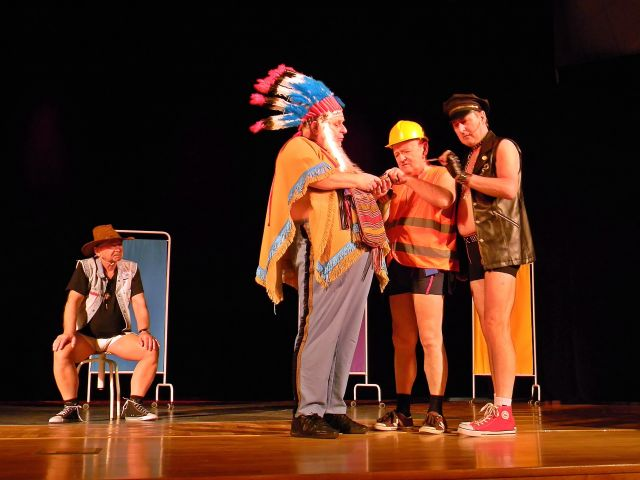 występ, teatr, skecze, humor