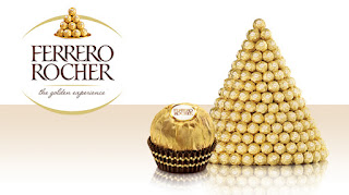 1. Ferrero Rocher