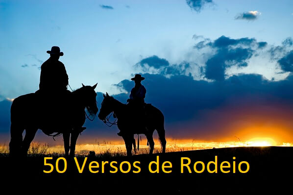 Top 50 Os 50 Melhores Versos De Rodeio