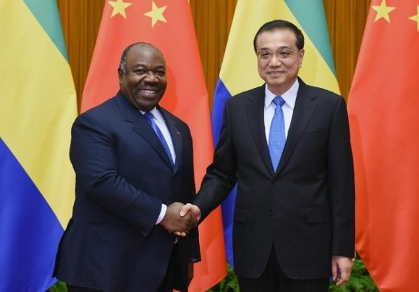 Meeting with Prime Minister Li Keqiang