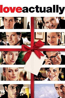 Christmas movie, film for Christmas - Love Actually