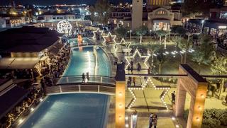Θεσσαλονίκη: Μαγικά Χριστούγεννα στο Mediterranean Cosmos!