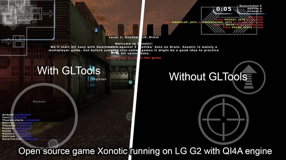 GLTools (graphics optimizer) 1 29 APK [XDA Edition] Download - pc