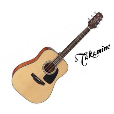Đánh giá đàn guitar acoustic takamine D1D NS