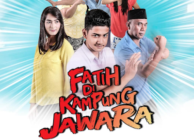 Syakir Daulay pemeran Fatih di Kampung Jawara