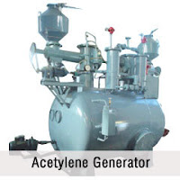 acetylene generator system