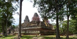 Templo Ta Keo.