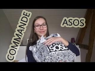 MA PREMIERE COMMANDE ASOS