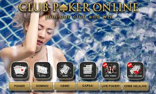 Bonus Freechip 100k Langsung Dari Club Poker Online