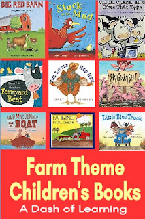 Farm Theme Children's Books