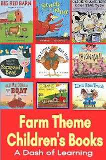 Farm Theme Children's Books