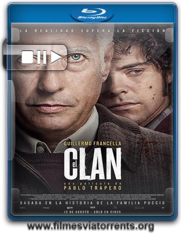 O Clã Torrent - BluRay Rip 720p e 1080p Dual Áudio