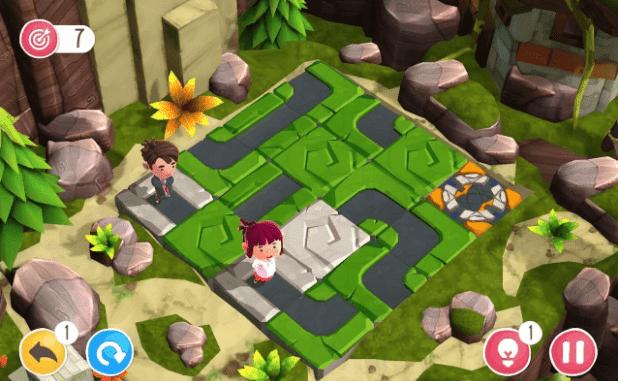 لعبة اللغز والمغامرات PepeLine Adventures للاندرويد