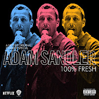 Adam Sandler's 100% Fresh