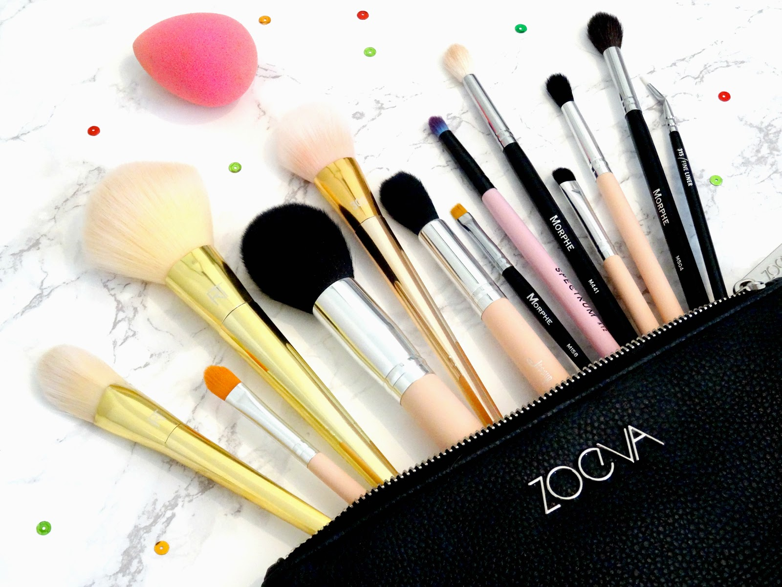 Customising The Ultimate Brush Set