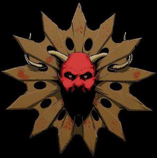 Satan by Walter Sablotney