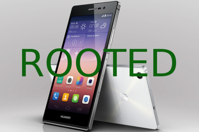 Huawei Recovery Transfer: How to Root A Huawei Phone Without