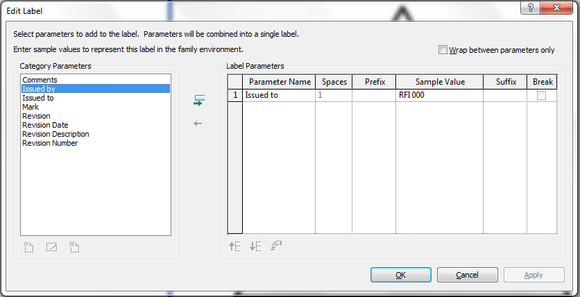 The Revit Alliance: Revision Trickery