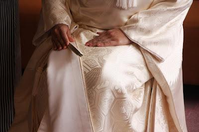 kimono della sposa