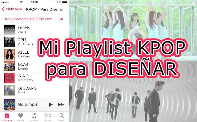 kpop musica