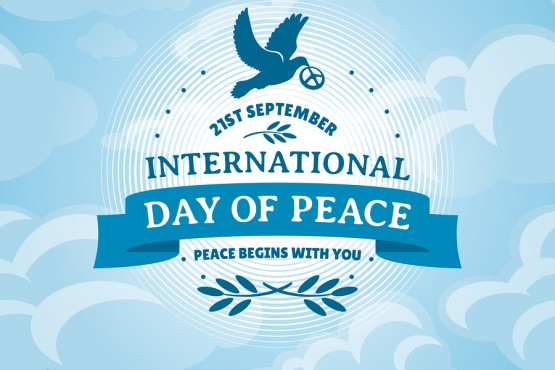 International Peace Day.