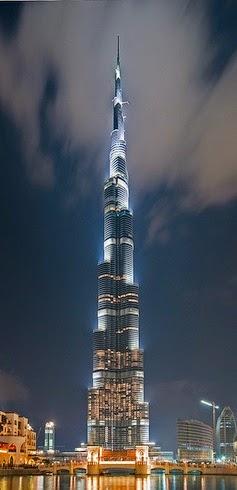 Attractive Destinations in Dubai - BurjKhalifa