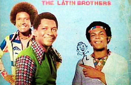 The Latin Brothers - Dime Que Paso