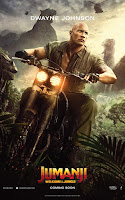 Jumanji: Welcome to the Jungle Movie Poster 6