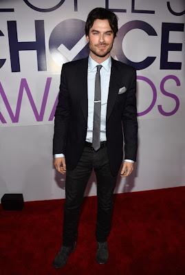 People's Choice Awards 2014 Ian Somerhalder