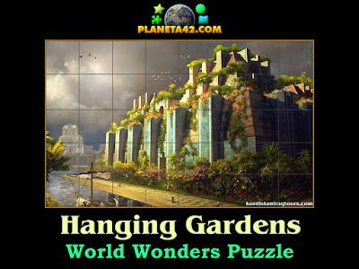 Висящите Градини на Вавилон Пъзел