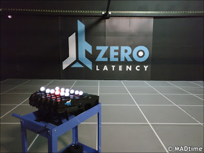 Zero Latency en Madrid