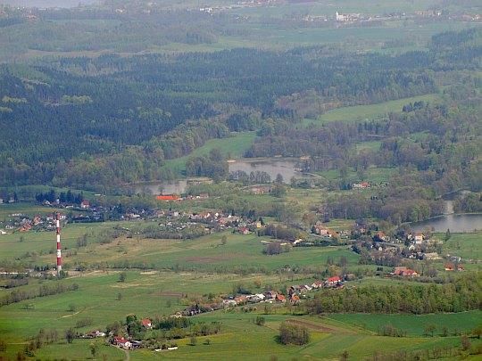 Okolice Kostrzycy i Bukowca.