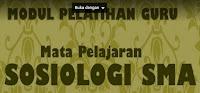 gambar download Modul Guru Pembelajar Sosiologi SMA KK-A sampai J