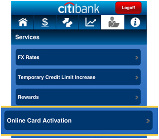 How to Activate a Citi Credit Card Online: www.citi.com/activate